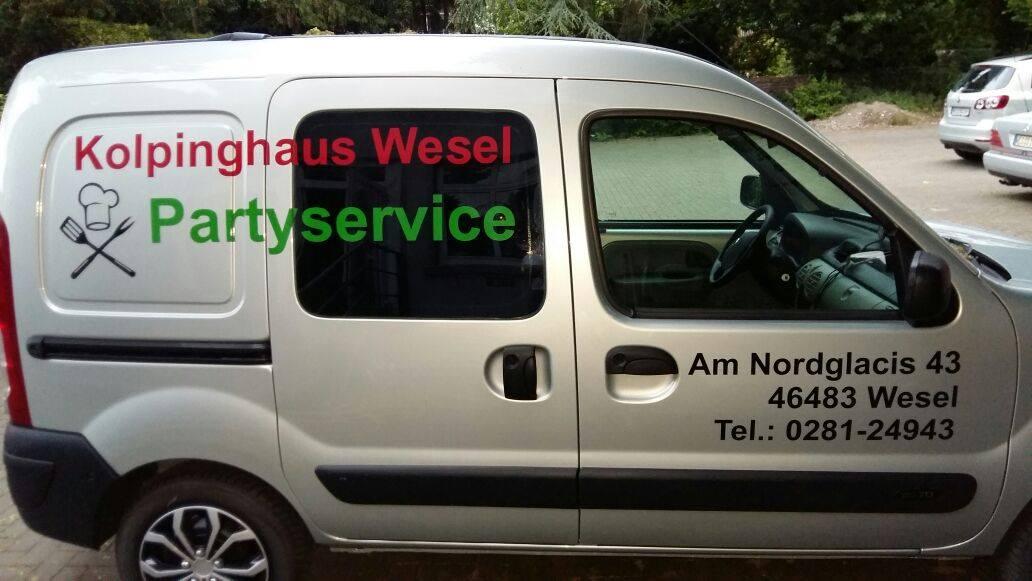 Auto Partyservice Kolpinghaus Wesel